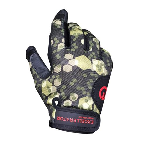 Gant et strap Excellerator Gants Cross Training