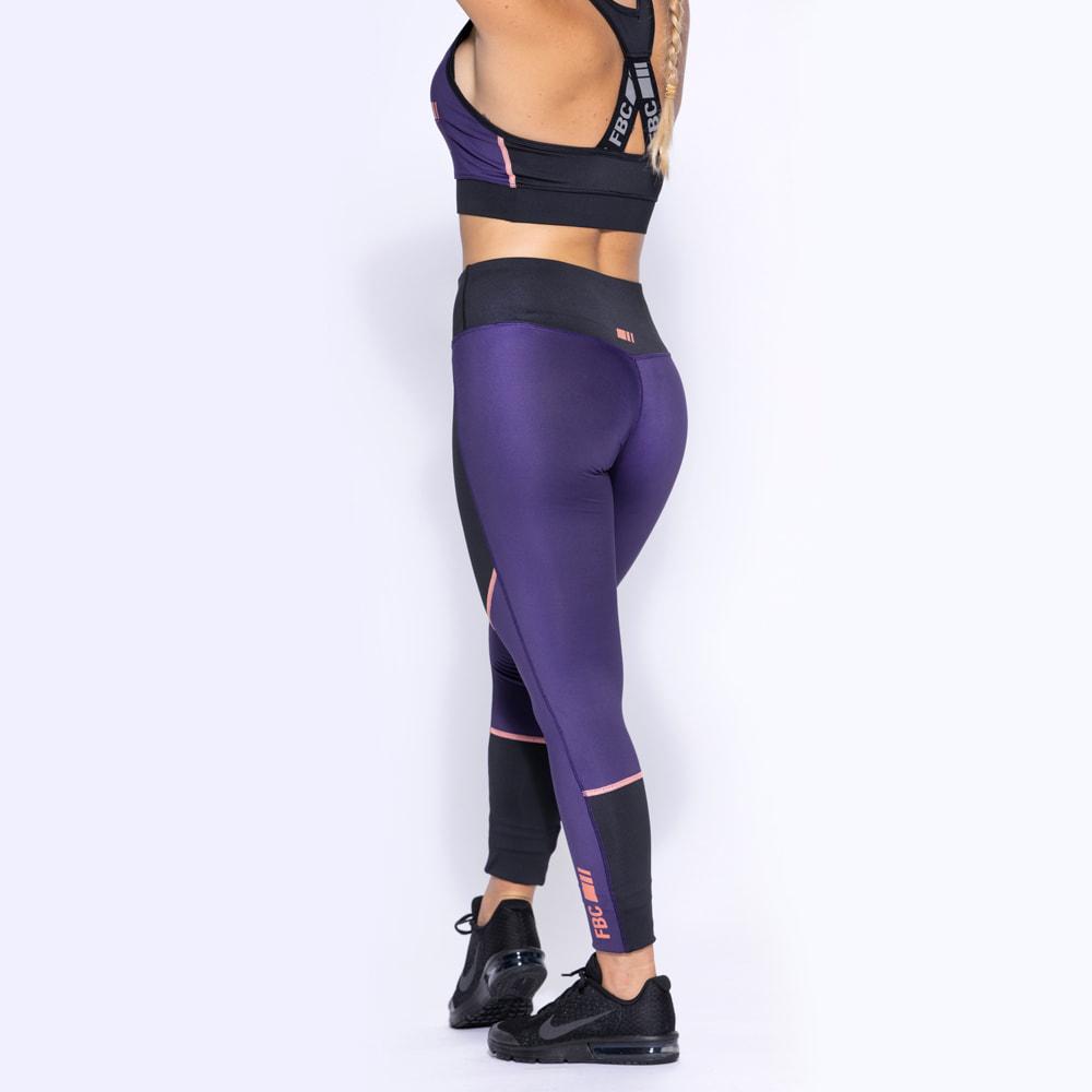FBC Curve Lena Legging Caviar Mure