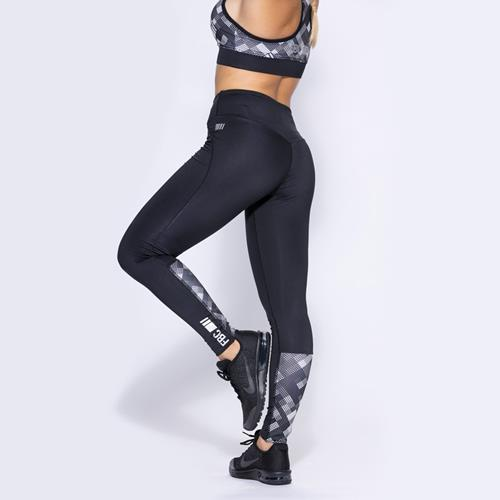 Vêtements Curve Geometrique Legging Caviar FBC - Fitnessboutique