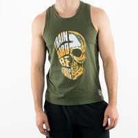 Débardeur Homme Skull FBC IKON - Fitnessboutique