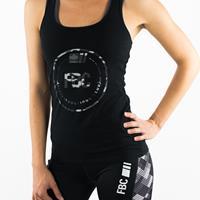 Débardeur Femme Kamo FBC IKON - Fitnessboutique
