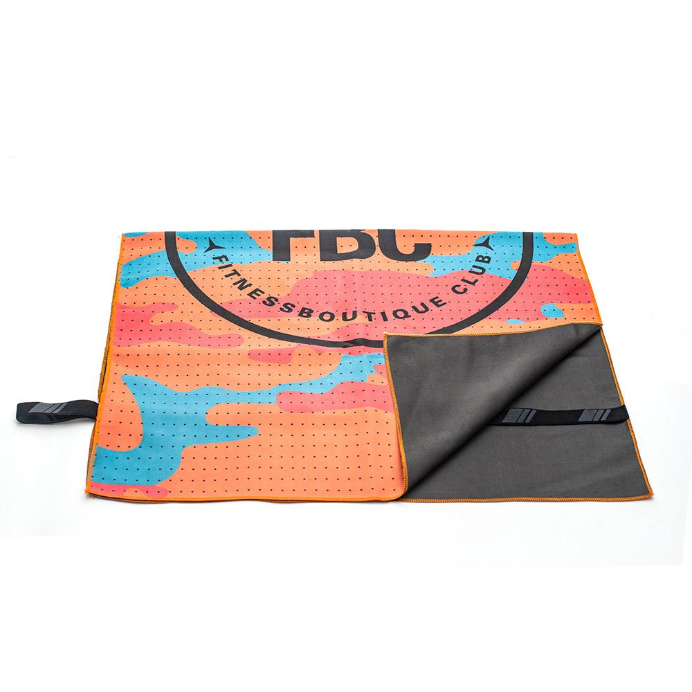 FBC IKON Serviette de Sport Acid Camo