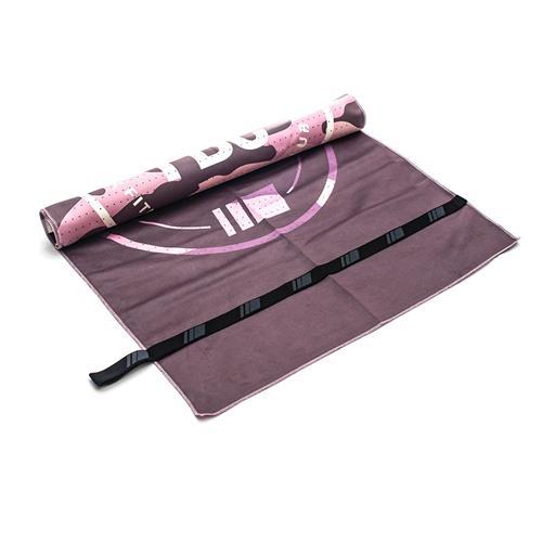 Serviettes Serviette de Sport Camo Purple FBC IKON - Fitnessboutique