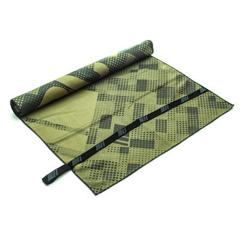 Serviettes Serviette de Sport Labyrinthe Army FBC IKON - Fitnessboutique
