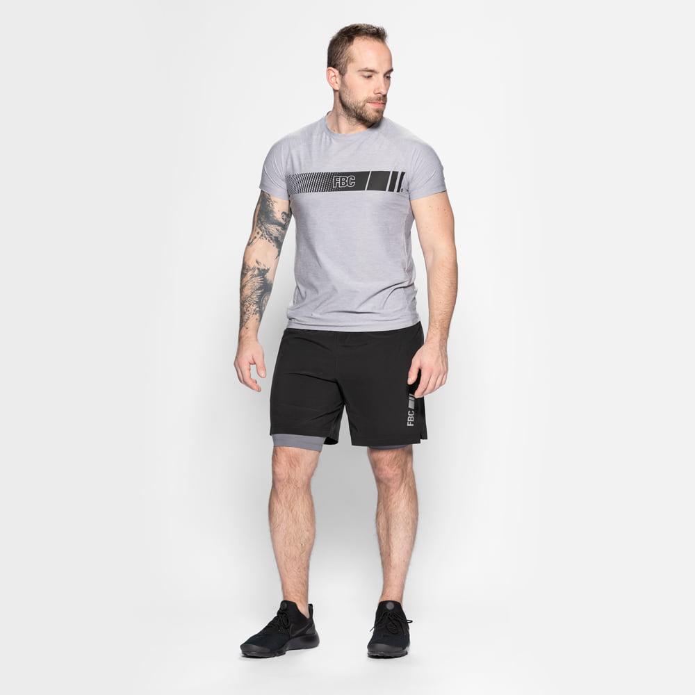 FBC T Shirt Force Cendre