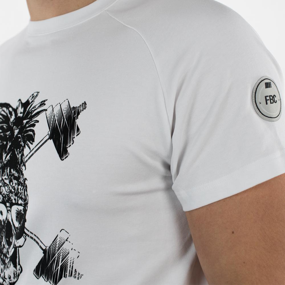 FBC IKON Tee Shirt Homme Tropical