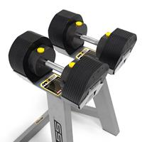 Réglables MX-55 Ajustable Dumbell Set First Degree - Fitnessboutique