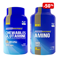 Acides aminés Respect Pack GlutAmino