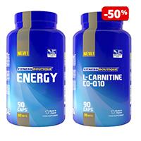 Complements Energetiques Pack EnerCoQ10 Respect - Fitnessboutique