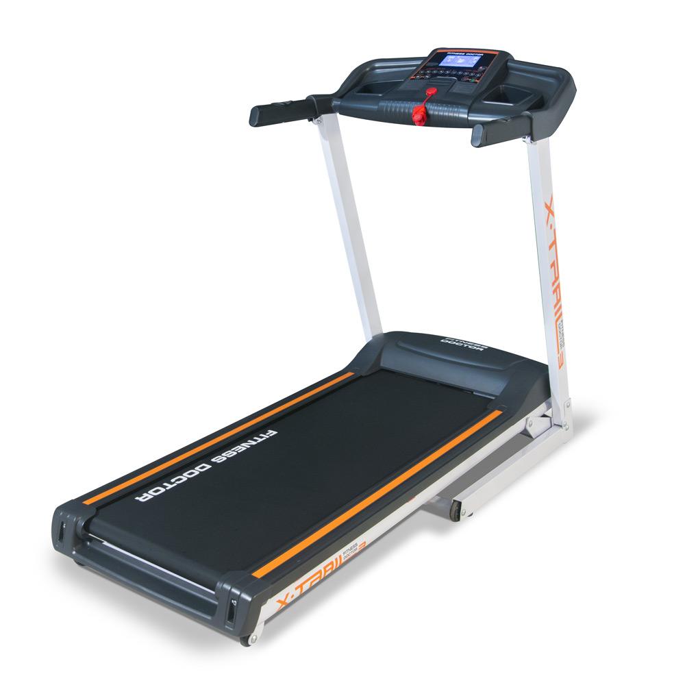 Tapis De Course X Trail 3 Fitness Doctor Fitnessboutique