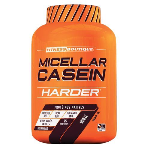 Caséine Caseine Micellaire Harder Harder - Fitnessboutique