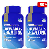 Créatines - Kre AlKalyn Respect Duo Creatine Chewables