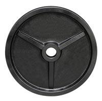 Musculation Fitness Doctor Fonte 51 mm 2,5 kg
