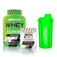 Whey protéine Harder Pack Decouverte Harder Performance