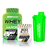 Whey protéine Pack Decouverte Harder Performance Harder - Fitnessboutique
