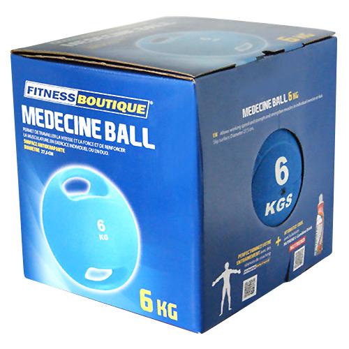 Fitnessboutique Medecine Ball 2 poignées