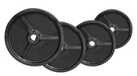 Musculation Fitness Doctor Pack Poids Olympiques 110 kg