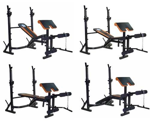 Fitness Doctor Titan Bench