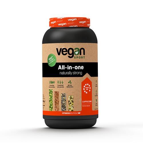 Protéines Vegan Sport All In One Naturally Strong / Protéine végétale