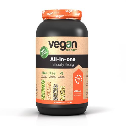 végétale Vegan Sport All In One Naturally Strong / Protéine végétale