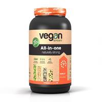 Protéines All In One Naturally Strong / Protéine végétale Vegan Sport - Fitnessboutique