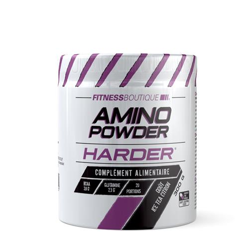 Amino Amino Powder Harder Harder - Fitnessboutique