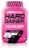 Prise de masse Harder Hard Gainer Harder