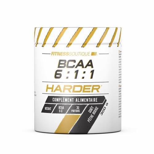 Acides aminés Harder BCAA 6:1:1