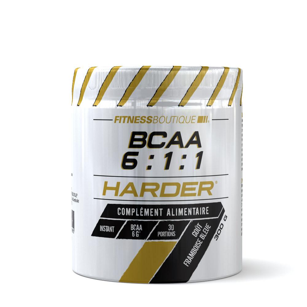 Acides aminés Harder BCAA Vegan 6:1:1