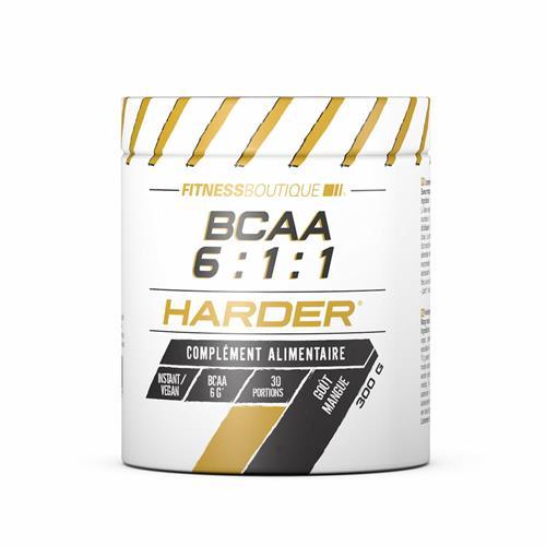 BCAA BCAA Vegan 6:1:1 Harder - Fitnessboutique