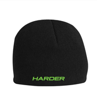 Vêtements de Sport Femme FITNESSBOUTIQUE HARDER Bonnet Brode Harder
