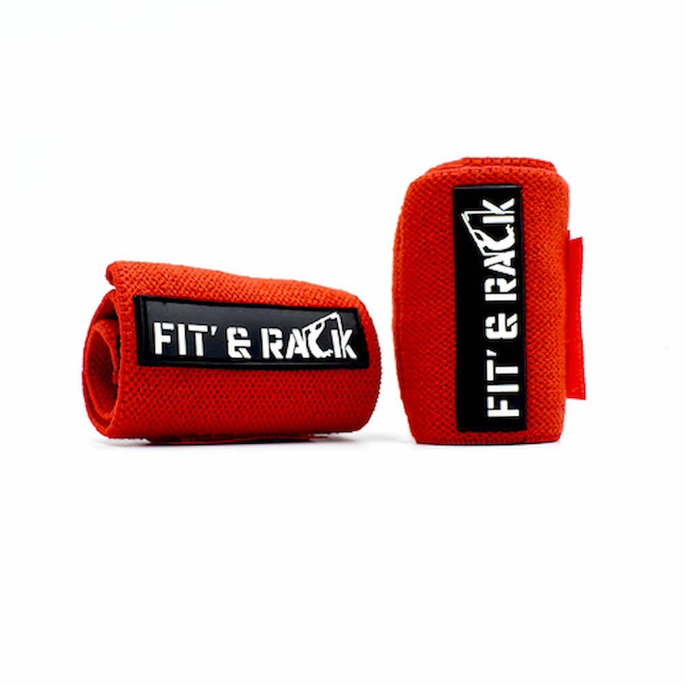 Fit' & Rack Bracelet de Force - Rouge