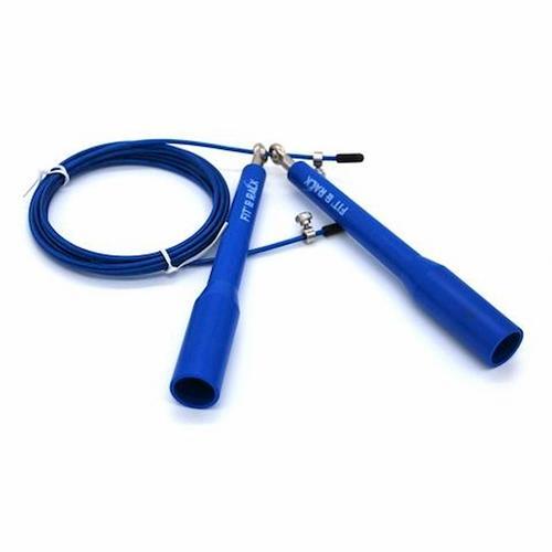Corde à sauter Corde à sauter Entrainement Bleu Fit' & Rack - Fitnessboutique