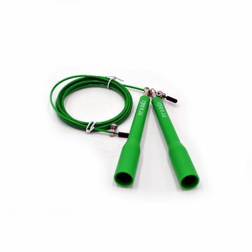 Corde à sauter Corde à sauter Entrainement Verte Fit' & Rack - Fitnessboutique
