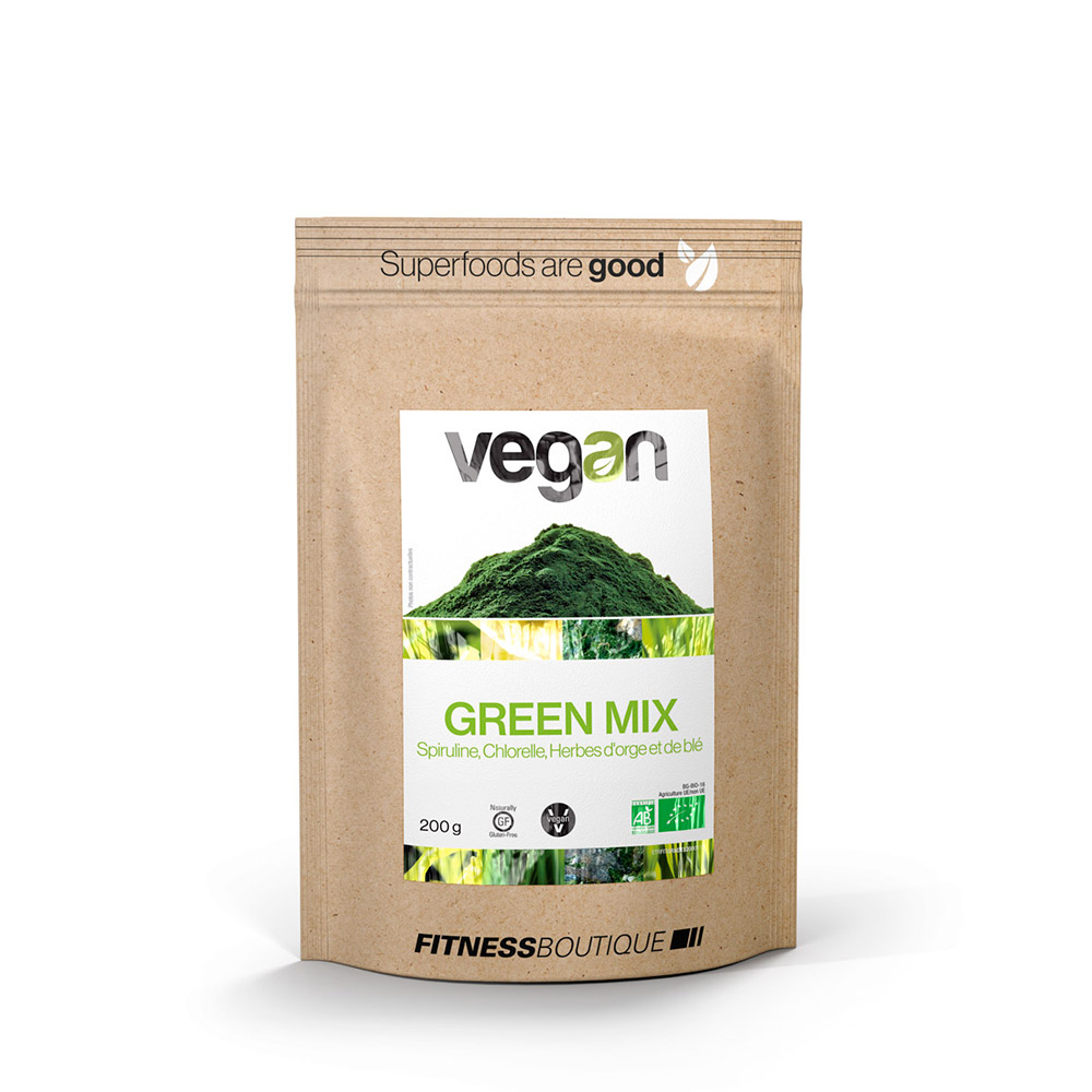 Vegan Green Mix BIO