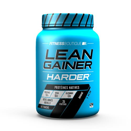 Lean Gainer Lean Gainer Harder Harder - Fitnessboutique