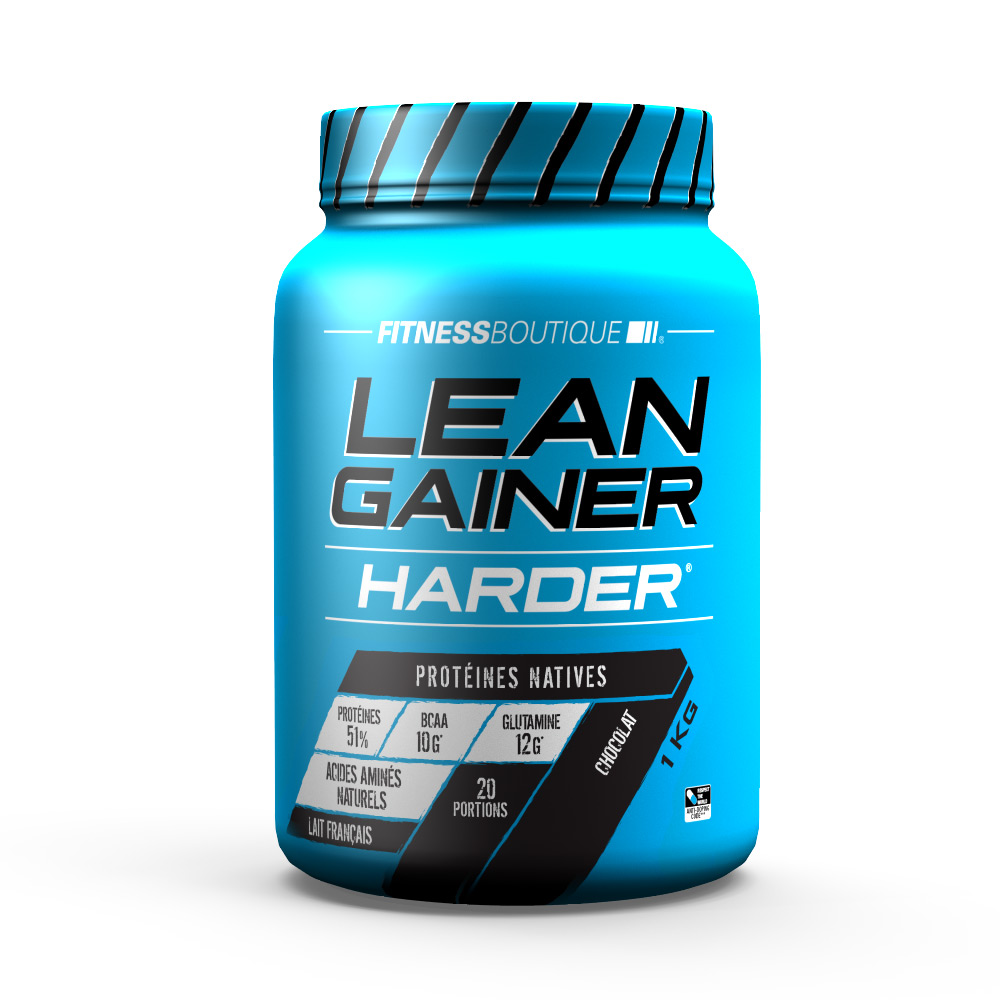 Harder Lean Gainer Harder