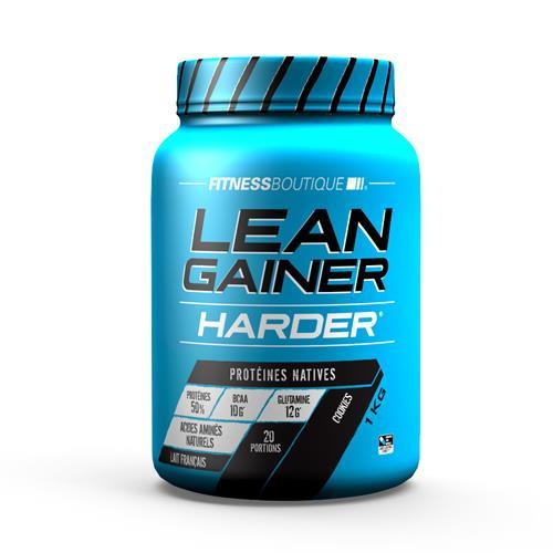 Lean Gainer Lean Gainer Harder Harder - Fitnessboutique
