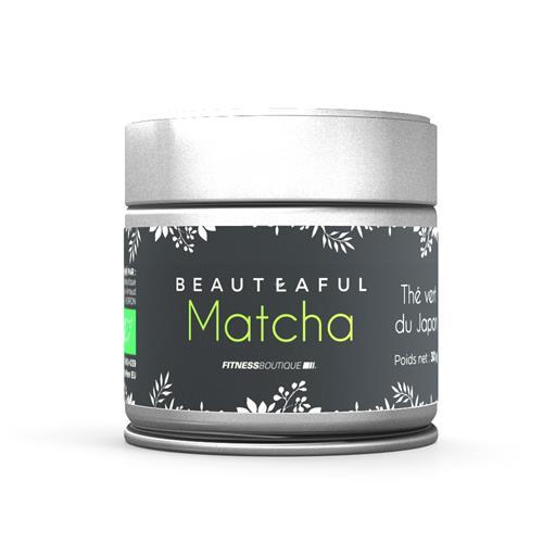 Thé Beauteaful Matcha