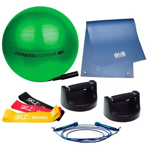 Accessoires Fitness Fitnessboutique Pack Mixte