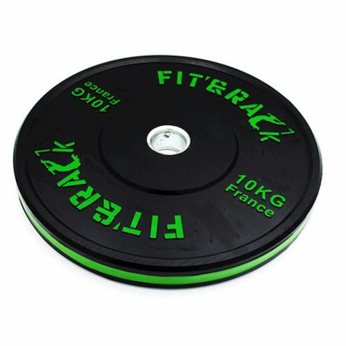 Disque Fit' & Rack Paire de poids d'entrainement 2.0 - 10 kg