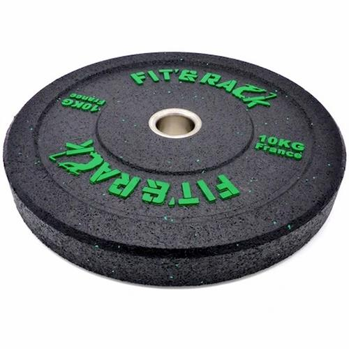 Disque Poids Olympique WOD Fit' & Rack - Fitnessboutique