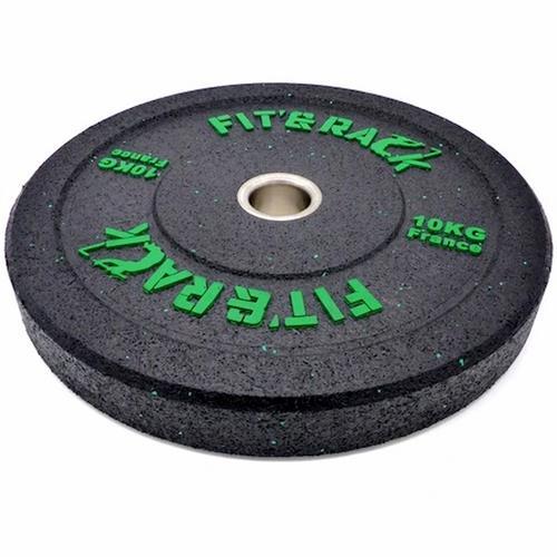 Disque Fit' & Rack Paire de poids Olympique WOD 10kg