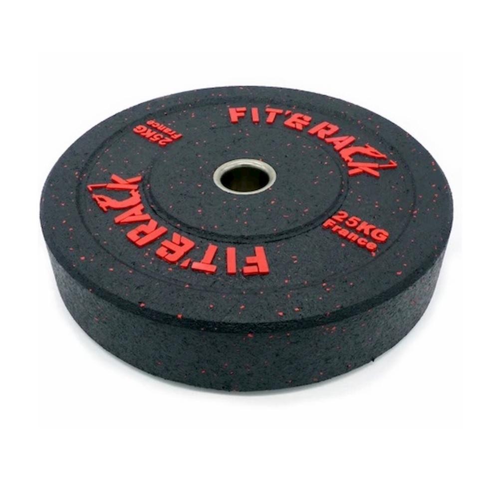 Fit' & Rack Poids Olympique WOD 25 kg