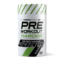 Pre Workout Pre Workout Harder Harder - Fitnessboutique