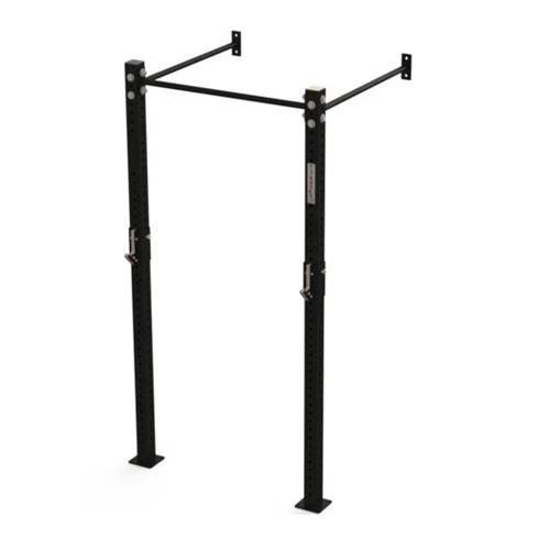 Cage à Squat Fit' & Rack Nerios 2m40 Competition - Noir