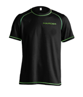 Vêtements de Sport Femme FITNESSBOUTIQUE HARDER T Shirt Homme Harder