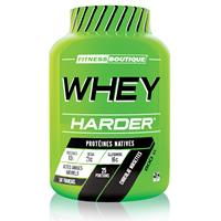 Whey protéine Whey Harder Harder - Fitnessboutique