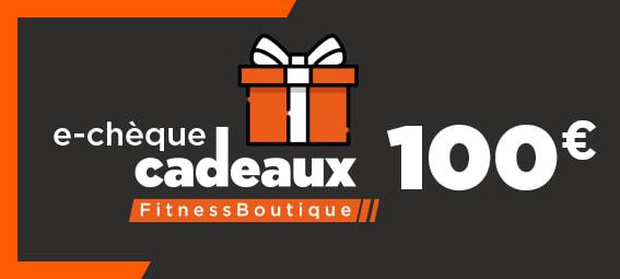 Fitnessboutique Chèque-cadeaux 100€