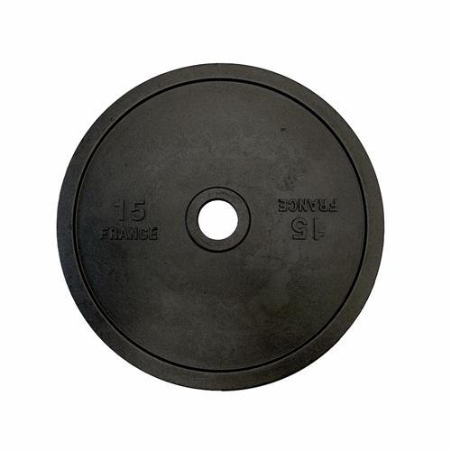 Disque Heubozen Disque de fonte olympique 51 mm - 15 kg